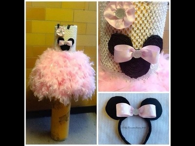 How to make a NO sew feather tutu