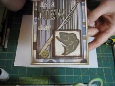 It's A New Day ~  Handmade Cards ~  by Jeannie Phillips ~ How To Tutorial