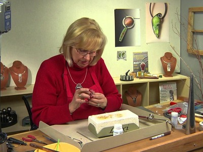 Metalsmith Essentials: Setting Stones with Bezels