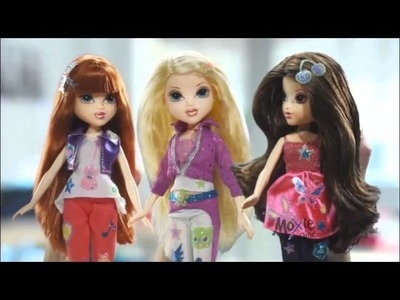 Moxie Girlz Glitterin' Style UK