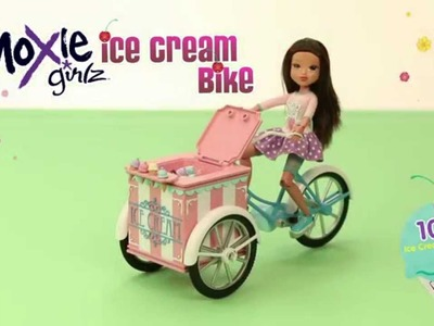 Moxie Girlz Ice Cream Bike – Top Toy for Holiday Gift