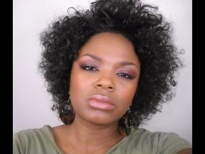 Natural Hair: Dreamgirl Afro Wig