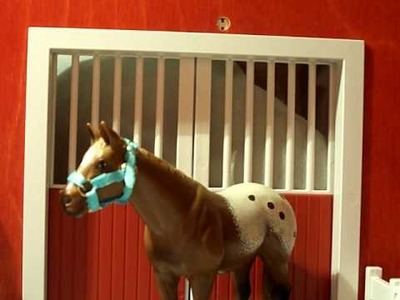 Schleich Ribbon Halter and Leadrope - Daybreak Stables
