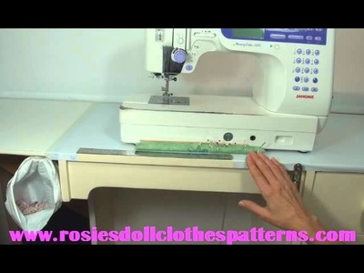 Secrets to Organizing your Sewing Area