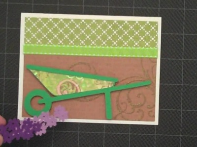 Spring Time Is Here!!!  Walk in My Garden Cricut Cartridge