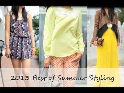 Stylehaul's Best of Summer Fashion Styling