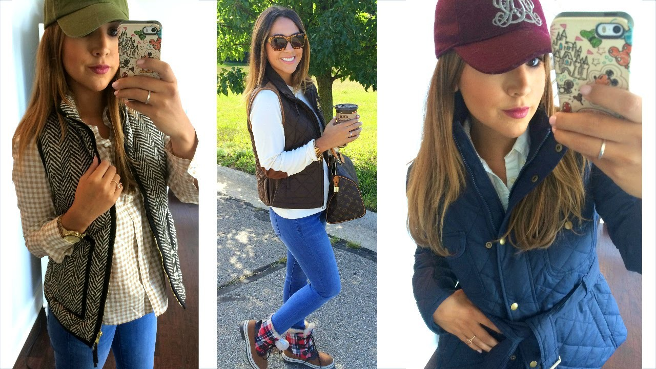 TOP 15 FALL FASHION ESSENTIALS !!