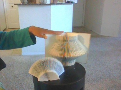 Tutorial: Diamond Shape Book Folding
