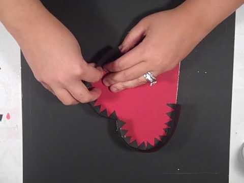 Valentine's Day Heart Box-- How to
