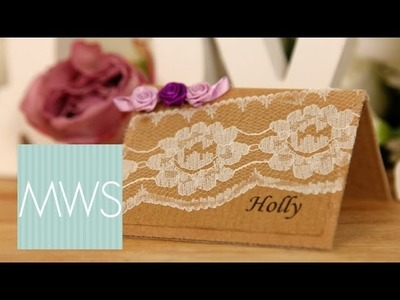 Wedding Place Cards: Maid At Home S01E8.8