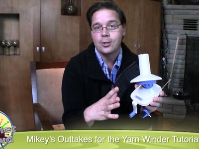 Yarn Balls Bloopers by Mikey