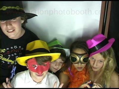 Action Photo Booth, Photo Booth Rentals for all Occasions