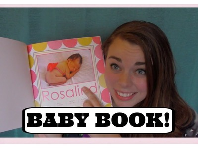 BABY BOOK MADE EASY!