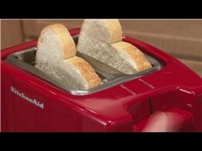 Baking Bread : How to Make Toast From Bread