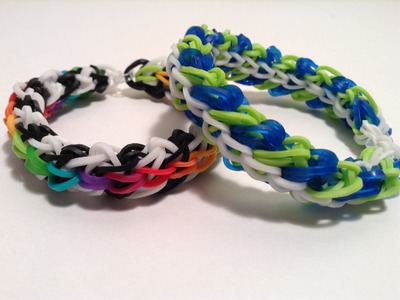 Braid Chain bracelet tutorial