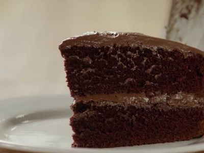 Cake Recipes - How to Make Easy Chocolate Cake
