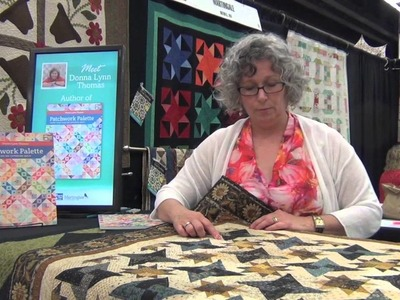 Easy scrap quilting: how to choose fabrics (3 ways)