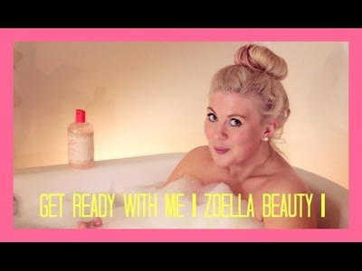 GRWM Zoella Beauty! | Sprinkle of Glitter