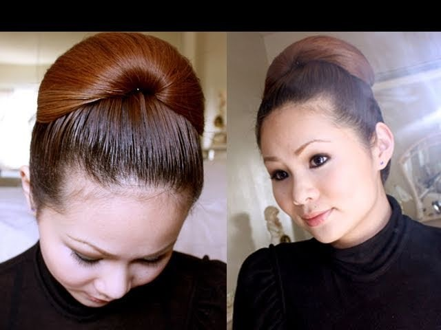 Hair Tutorial: Celebrity Inspired Elegance Updo