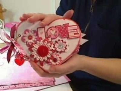 Heart Shaped Mini Album KIT