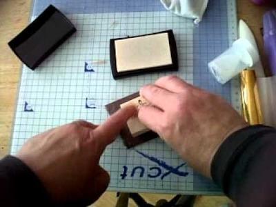 Hot foils tutorial.3GP