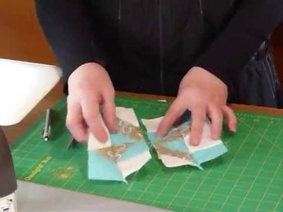 How to make a Clay's Choice block - Quilting Tips & Techniques 144