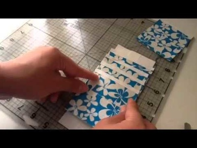 How To Make A Duct Tape Accordion Women's Wallet