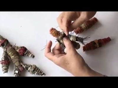 How To Make An Art Doll