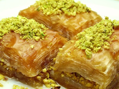 How to Make Baklava | Easy Turkish Recipes