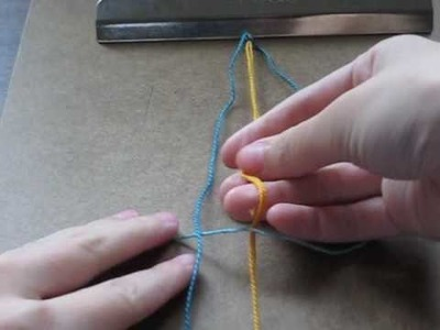 How To Make Friendship Bracelets: Square Knot