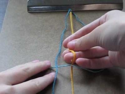 How To Make Friendship Bracelets: Square Knot