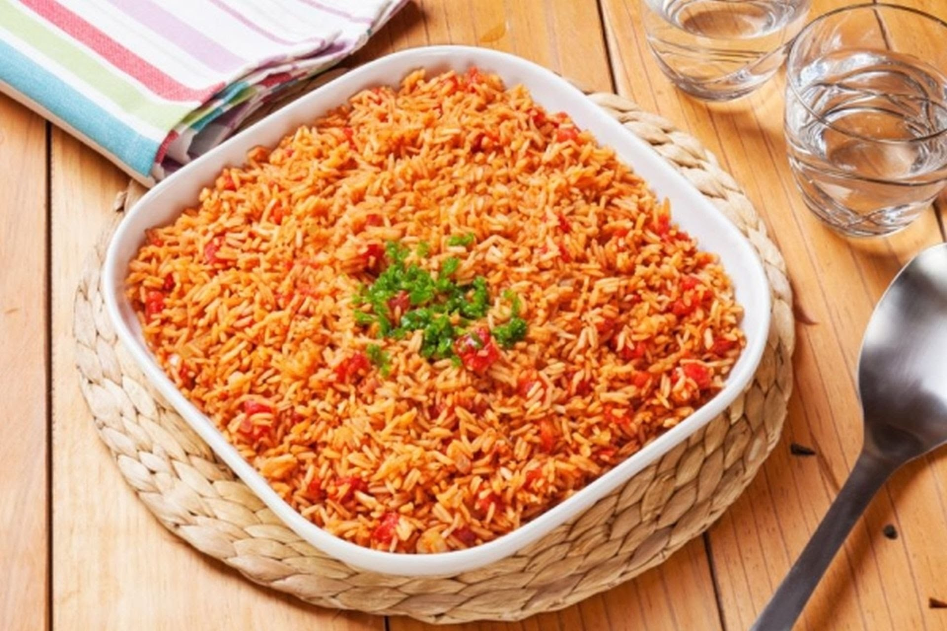 How to Make Mexican Rice - The Frugal Chef