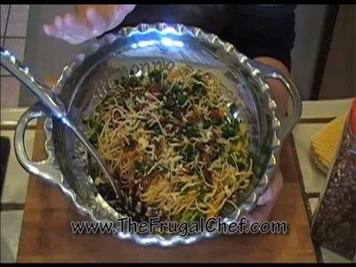 How to Make Pasta Primavera