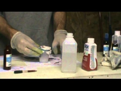 How to Make Your Own Alcohol Ink (CHEAP)!!