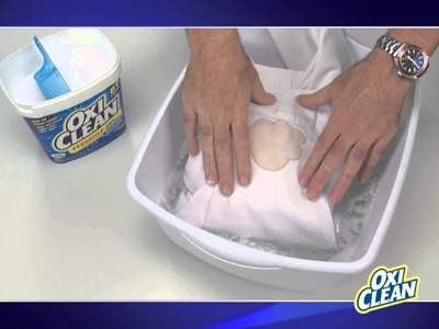 How To Remove Blood Stains With OxiClean