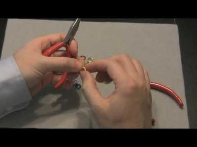 Jewelry Making Basics - Using Jump Rings