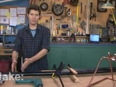 Maker Workshop - Portable Trebuchet  on Make: television