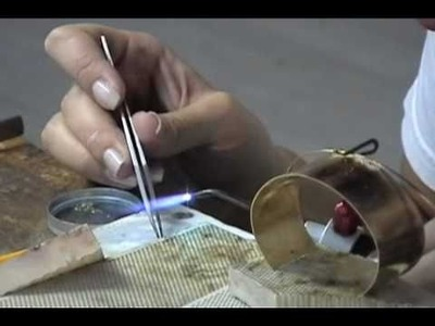 Making of a Cuff Bracelet - Daria de Koning, Fine Jewelry