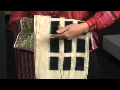 N the Know: What is ikat weaving?