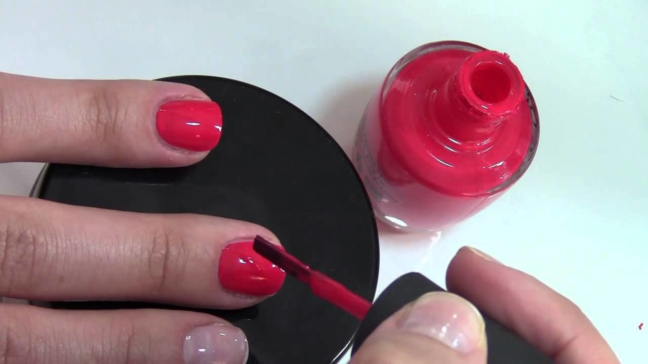 Perfect Manicure Every Time! Nail Painting Tutorial