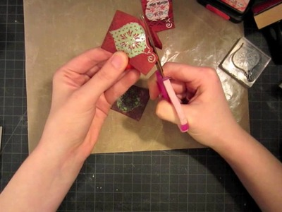 Quick & Easy Holiday Cards - Lesson 1