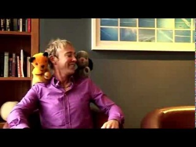 Richard Cadell Interview with Sooty and Sweep