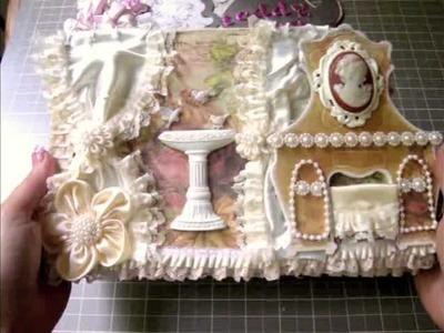 Romantique Victorian Boudoir Mini Album