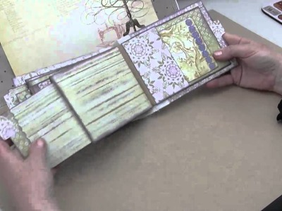 Simple Envelope Mini Photo Album