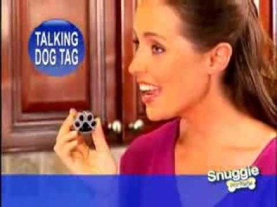 Snuggie for dogs commercial