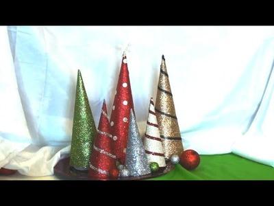 Stampinjill - Christmas cone tree
