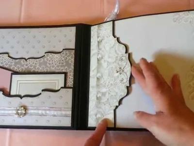 Wedding mini album