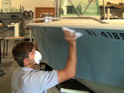 3M Marine Fiberglass Restorer and Wax Product Demo