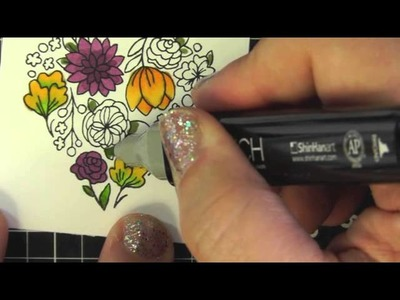 Close To My Heart | Shinhan Touch Twin Markers Demo