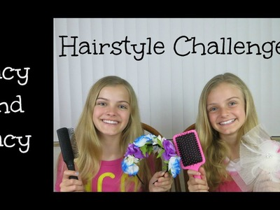 Hairstyle Challenge ~ Jacy and Kacy